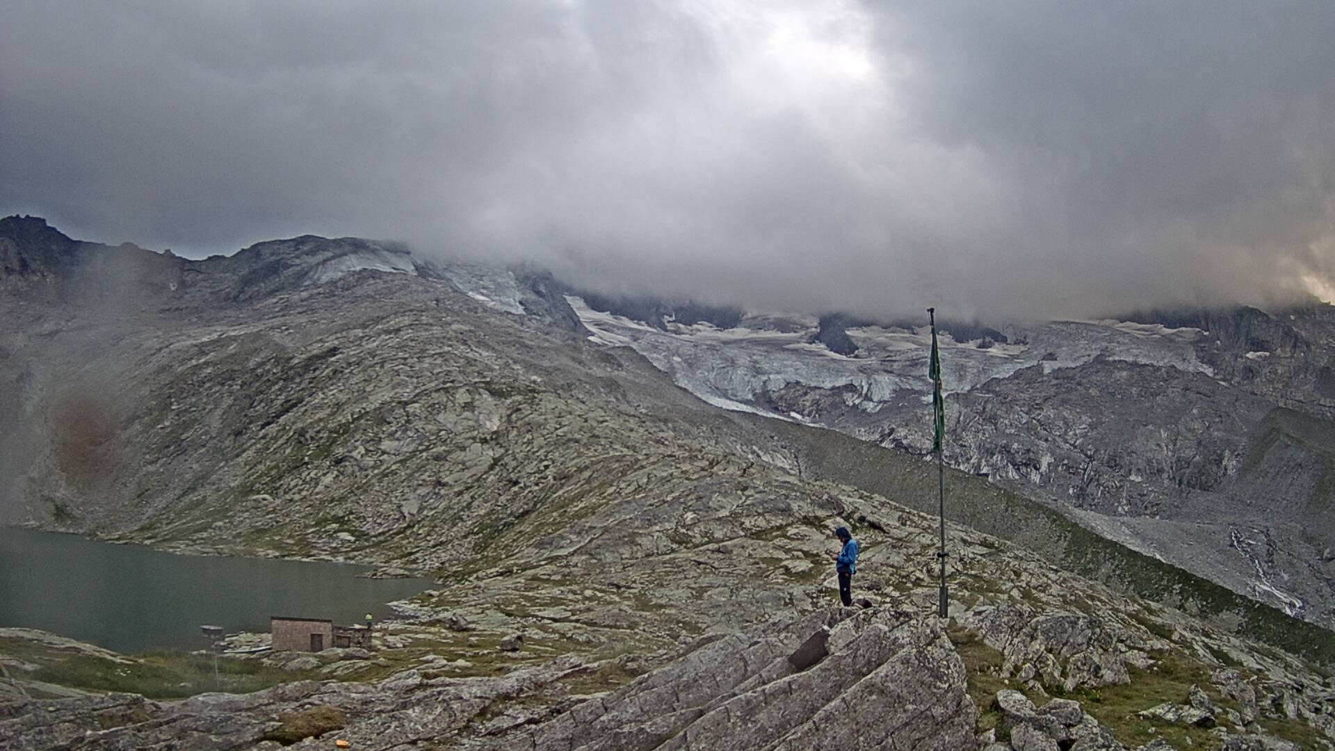 Webcam Zittauer Hütte